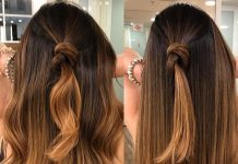 20 Dark Ombre Hair Colors for Long Hair Brunettes