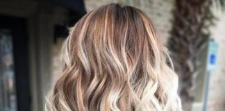 20 Dark Blonde Balayage Hair Color Ideas To Try in 2019.