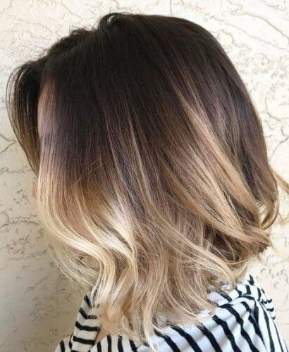 35 Short Ombre Hair Color Ideas for Brunettes That Are ...
