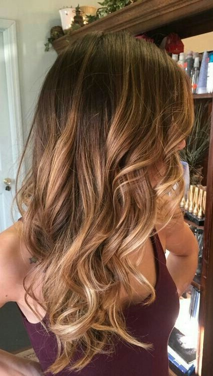 45 Amazing Summer Hair Colors For Brunettes 2019 Latest