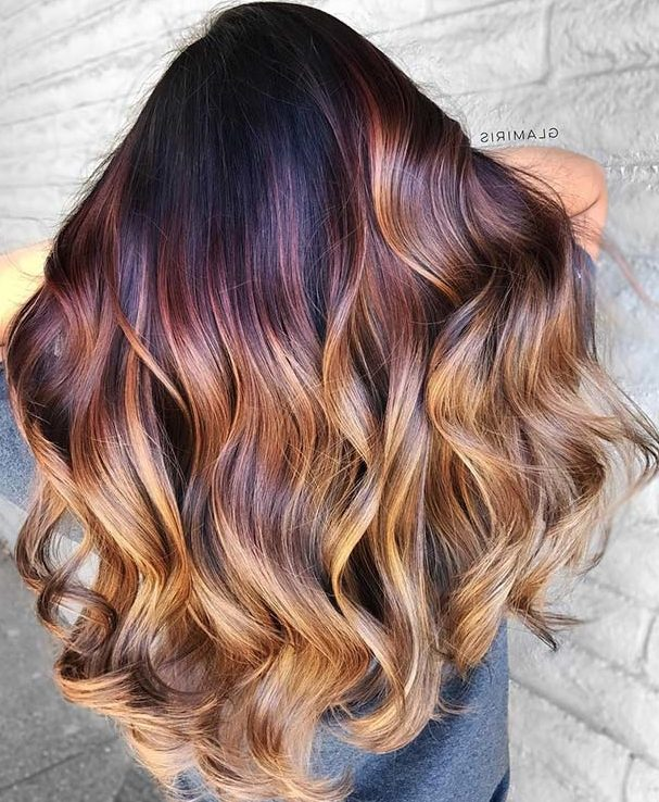 28 Latest Hair Colors for 2019 - Get Your Hairstyle Inspiration for This Season.