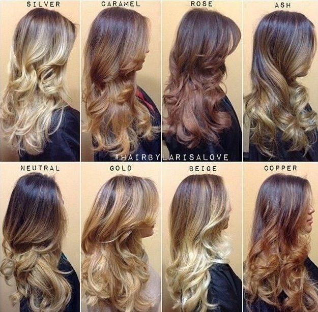 Latest Hair Color Ideas for 2020