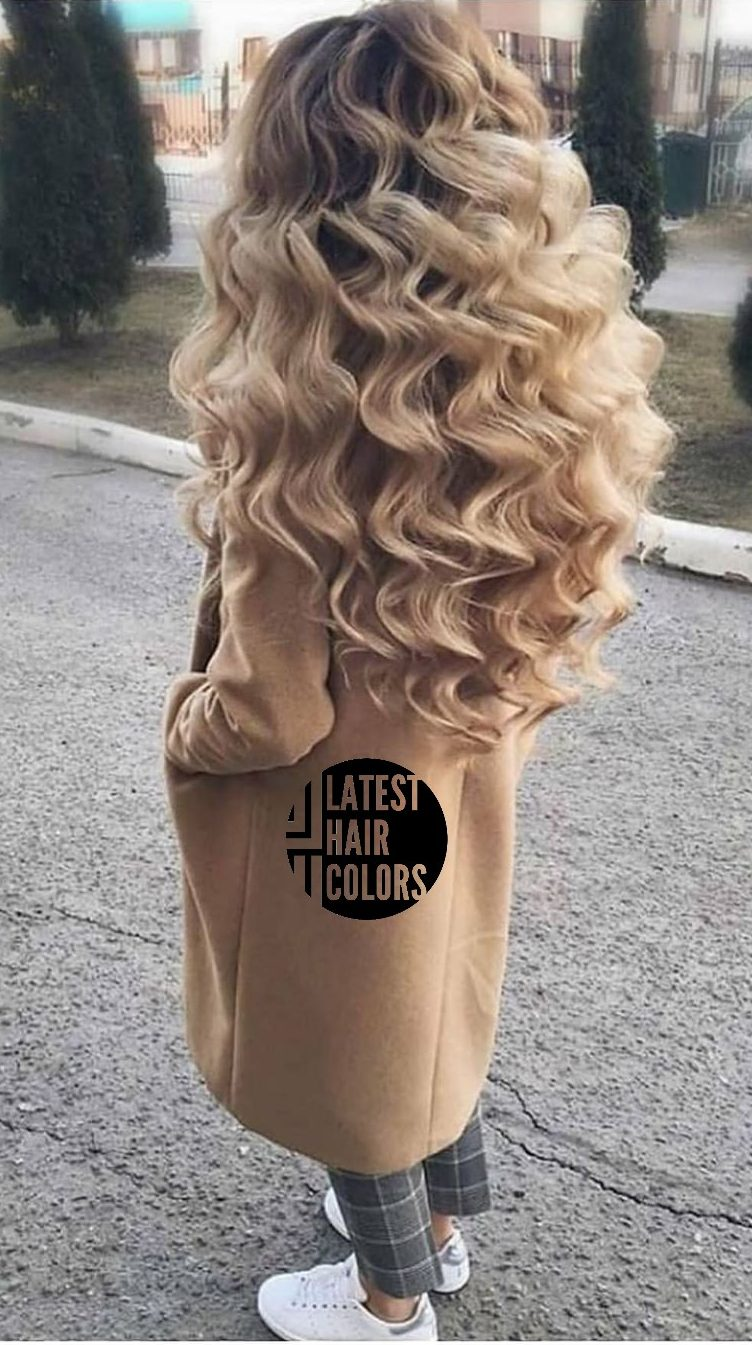 summer blonde hair 2020