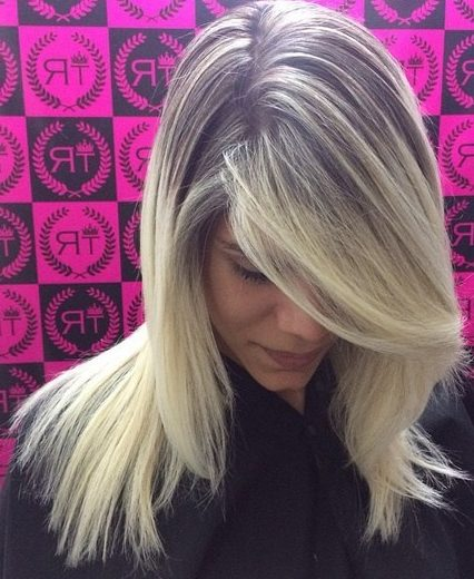 Blonde Balayage For Brunettes